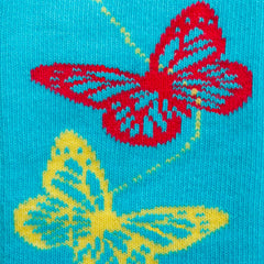 Kid's Butterfly Knee High