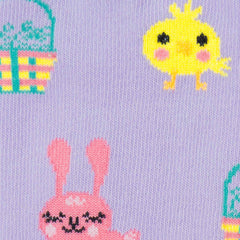 Kid's Hoppy Easter Knee High