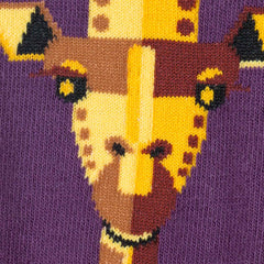 Kid's Geo-Raffe Knee High