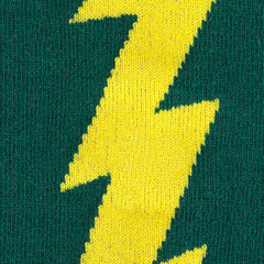 Men's Super Hero (Green & Gold) Crew