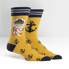 Men's Sea Captain Crew