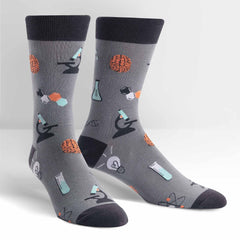 Men's Science of Socks Crew