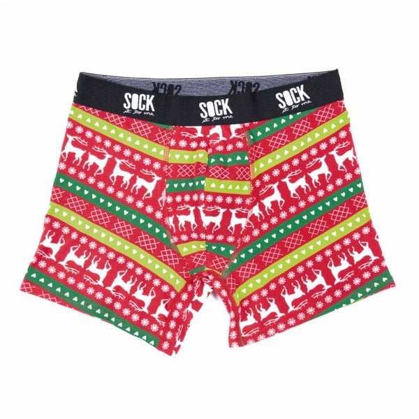 Men's Tacky Holiday Sweater Underwear