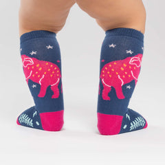 Toddler's Celstial Elephant Knee High