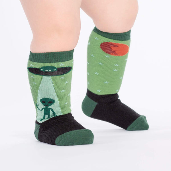 Toddler's I Believe Knee High