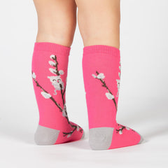 Toddler's Kitty Willows Knee High
