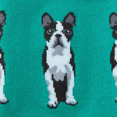 Women's Boston Terrier Knee High