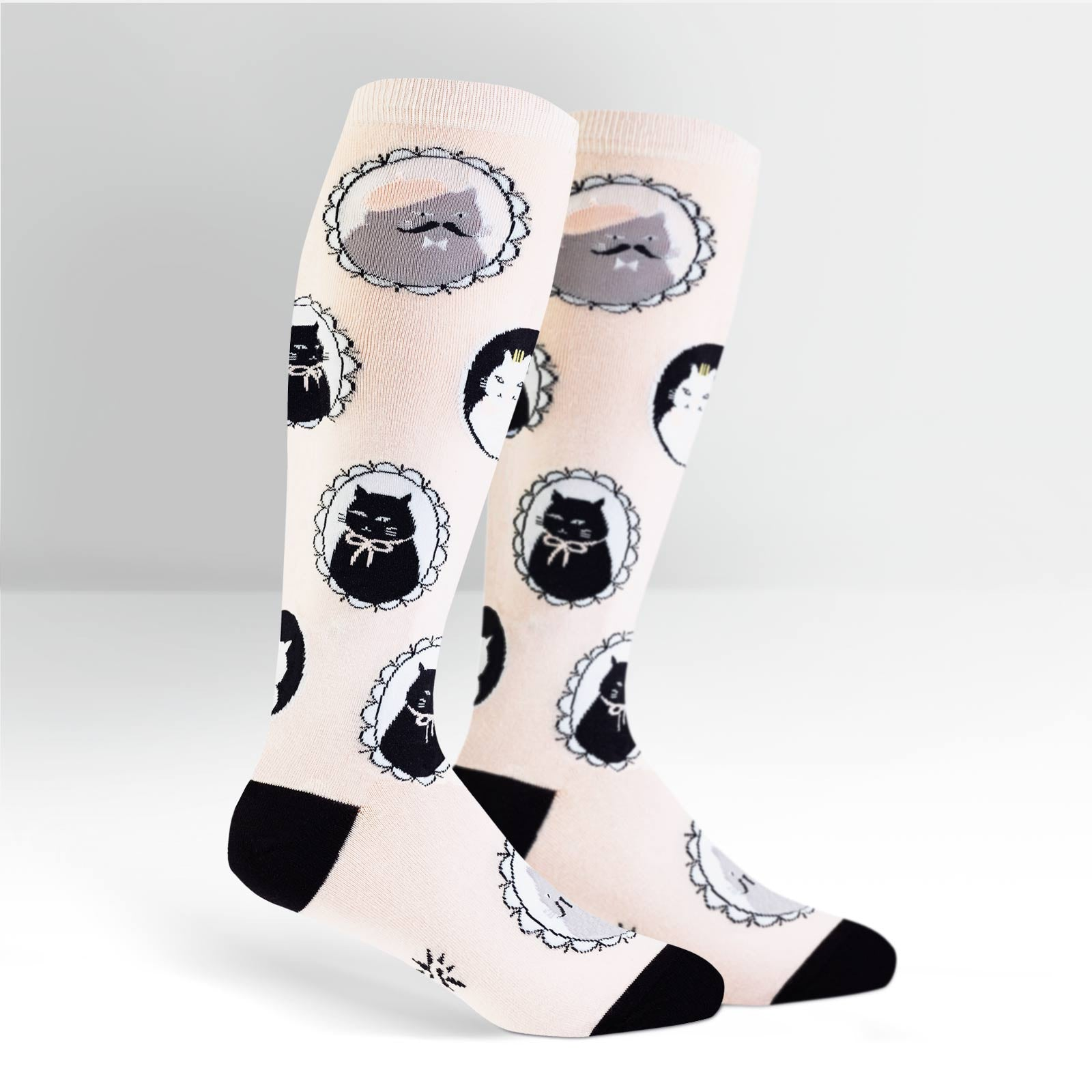 Women's Stretch-It Cameow Knee High
