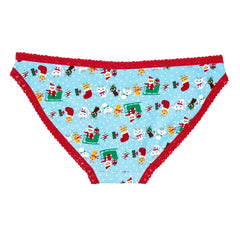 SALE - Women's Jingle Cats Underwear
