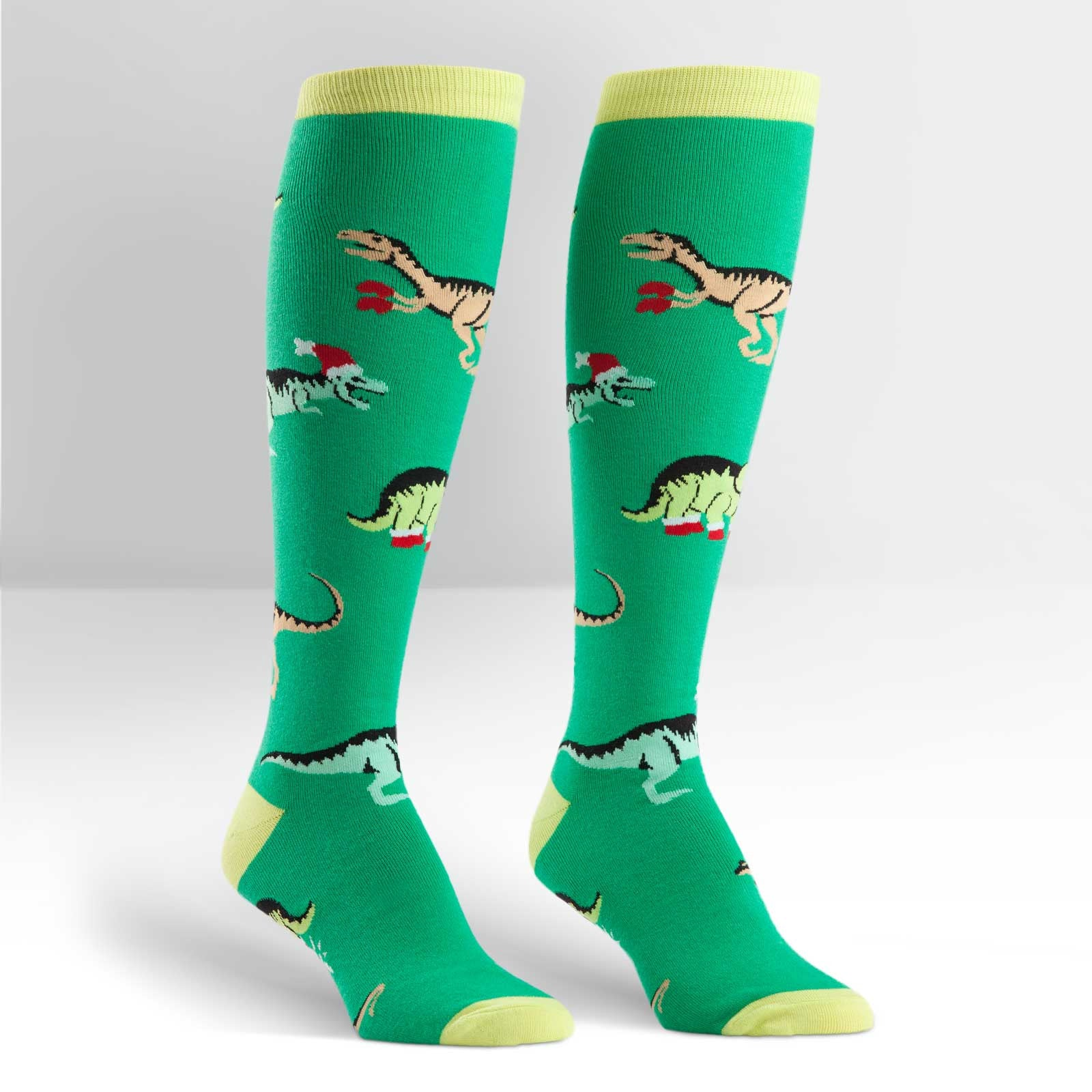Women's Santa Rex Knee High