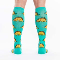 Women's Stretch-It Tacosaurus Knee High