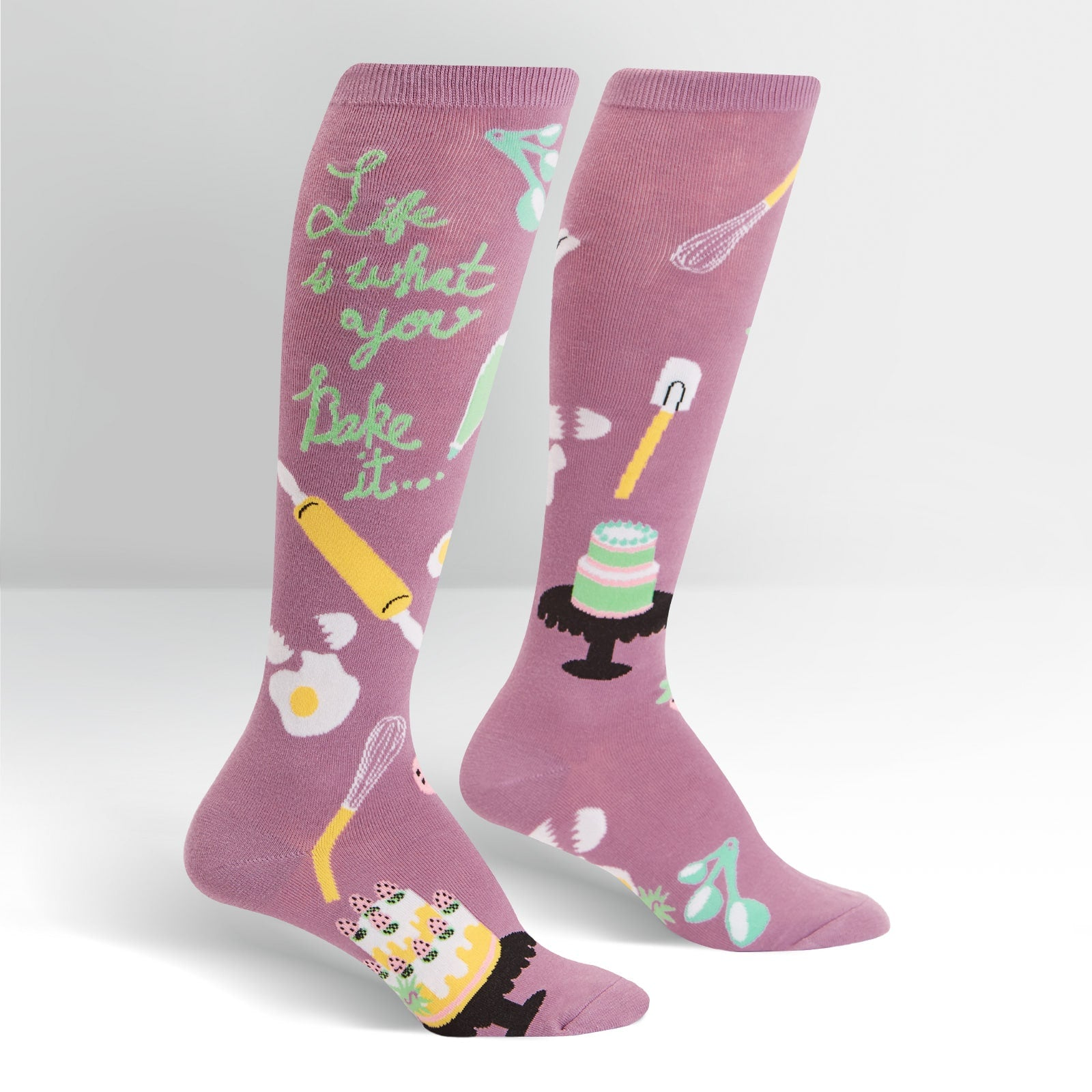 Women's Baking Magic Knee High