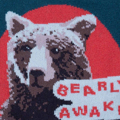 Women's Bearly Awake Crew
