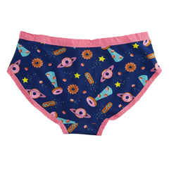 Women's Hipster Glazed Galaxy Underwear