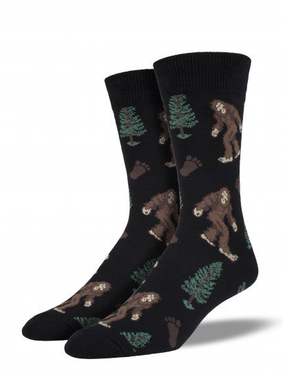 Men's Bigfoot Crew