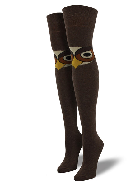 Women's Owl Over The Knee