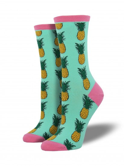 SALE - Women's Pineapple Crew