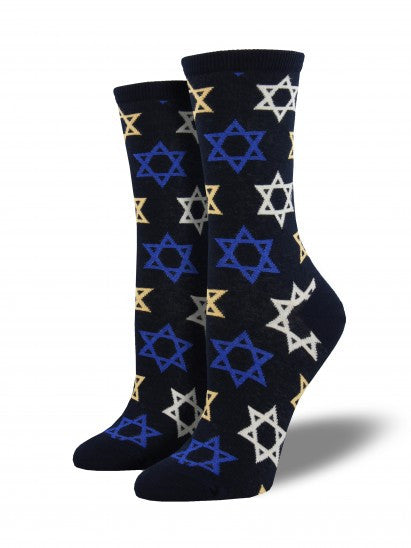 Women's Star of David Crew