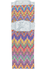 Women's Rainbow Flame Knee High