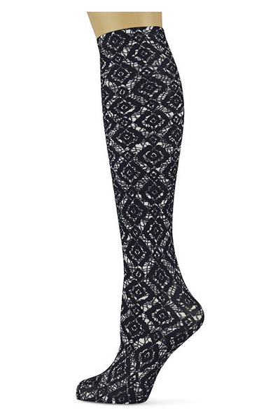 Women's Lace Stockings Knee High
