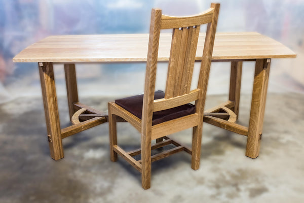 Arts and Crafts Dinning Chair