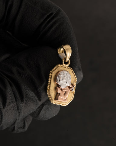 Baby Pendant in 10K Gold