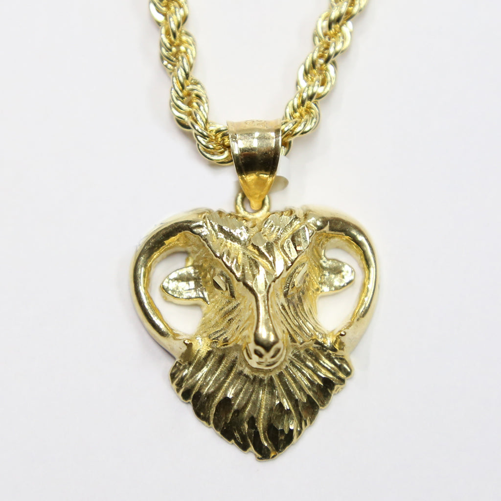 tyche family nyc product gold tree necklace yellow