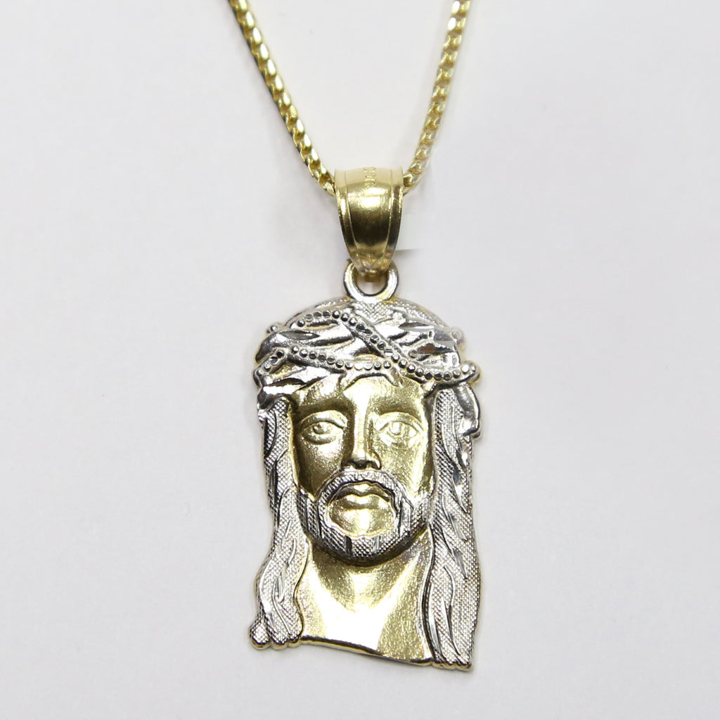 diamond piece kufi pendants if baby co pendant fully iced products jesus