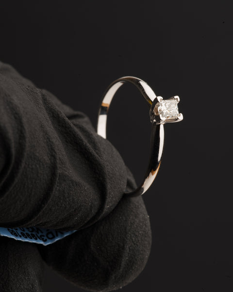 0.25 CT. Diamond Engagement Ring in 14K Gold