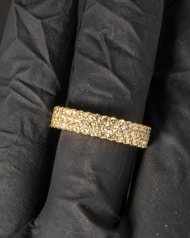 2.98 CT. Diamond Ring in 10K Gold