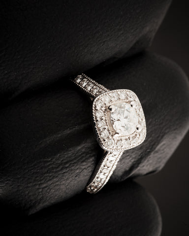 1.00 CT. Diamond Engagement Ring in 14K Gold*