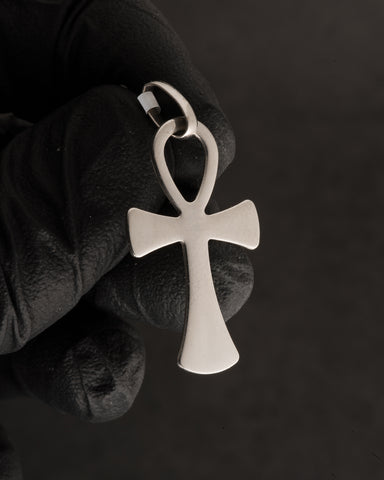 Ankh Cross Pendant in 10K Gold