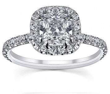 1.25 CT. Collection Diamond Ring in White Gold
