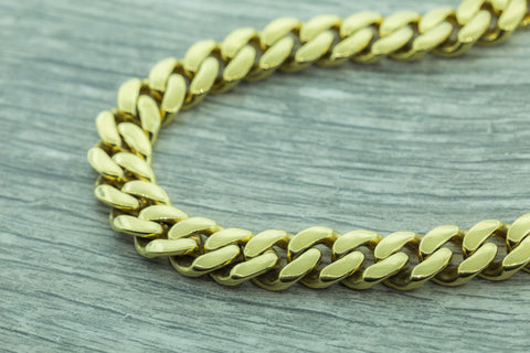 14K Cuban Chain