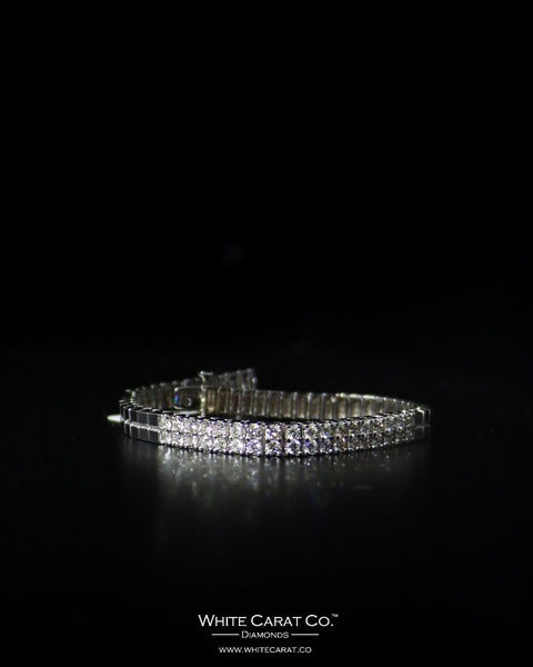 2.91 CT. Diamond Bracelet in 14K Gold