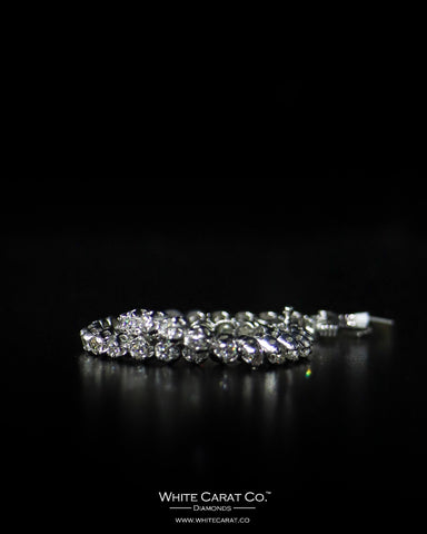 2.59 CT. Diamond Bracelet in 14K Gold