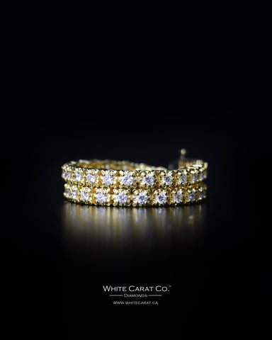 4.00 CT. Diamond Bracelet in 10K Gold