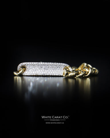 0.70 CT. Diamond Bracelet in 14K Gold