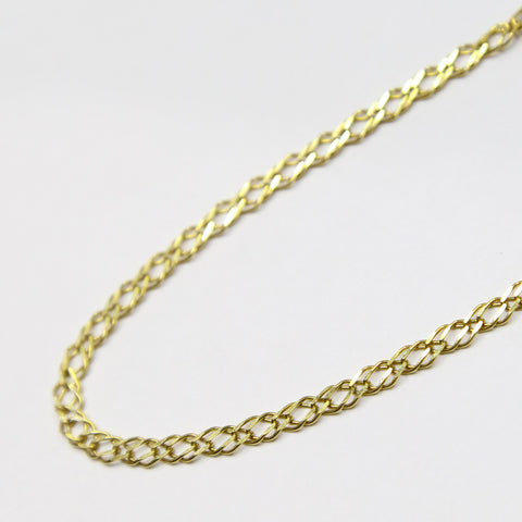 10K Gold Fancy Link Bracelet
