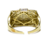 0.65 CT. Diamond Ring in 10K Yellow Gold