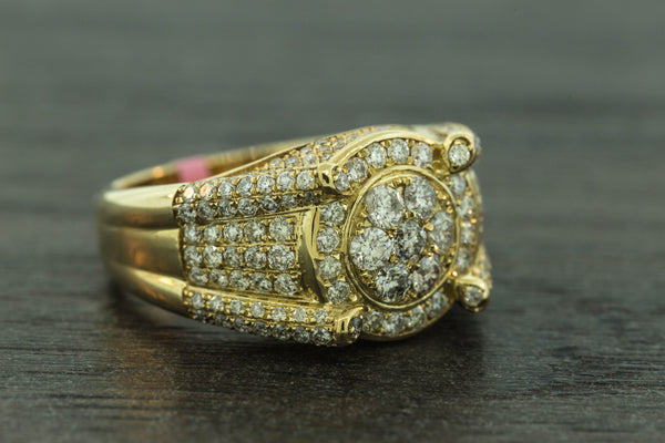 2.15 CT. Diamond Ring in 10K Gold