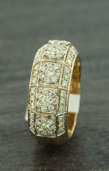 2.00 CT. Diamond Ring in 10K Gold