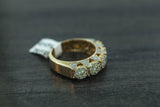 1.50 CT. Diamond Ring in 14K Yellow Gold