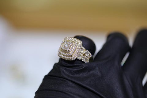 2.64 CT. VS Diamond Ring in 10K Gold