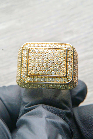 2.60 CT. Exclusive Diamond Men's Ring in 14K Gold*