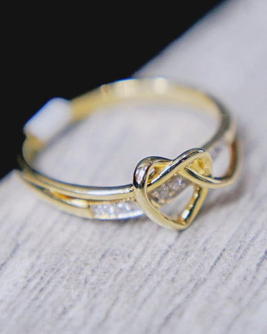 0.04 CT. Diamond Ring in 10K Gold