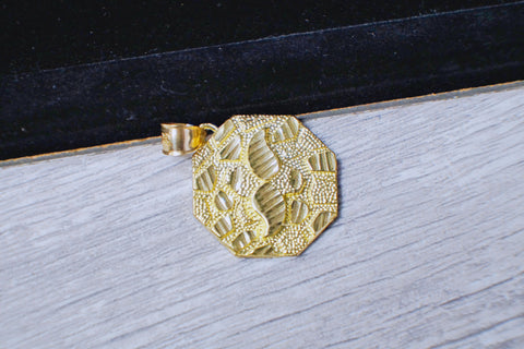 Pendant in 10K Gold*