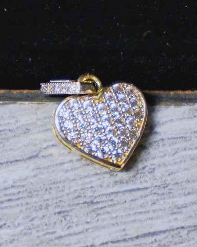 """Small Heart"" Pendant in 10K Gold*"