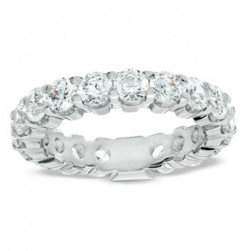 3.00 CT. Diamond Anniversary Band in White Gold