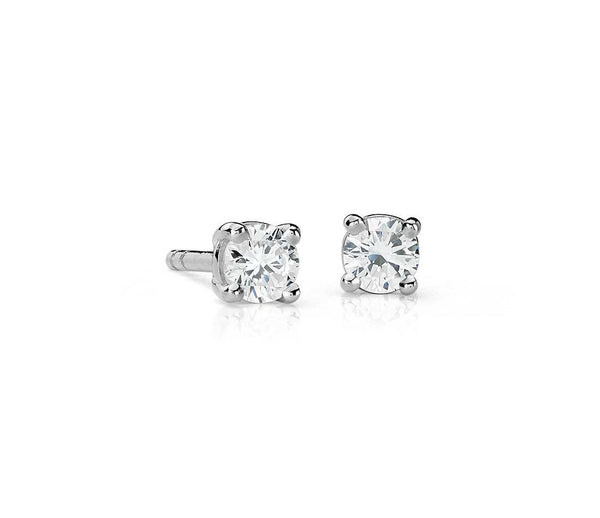 1/4 CT. Diamond Studs in 14K Gold